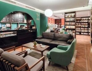 WUtopia Lab--独特的书店设计