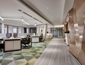 深圳创域设计--国际商会大厦办公空间