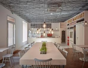 mar.s architects设计--布拉格lasagneria