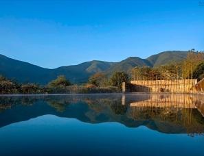 酒店设计分享:独立而遗世·最原生态的莫干山法式精品酒店