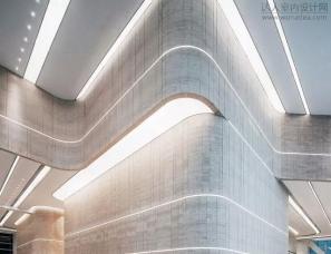 集艾设计--郑东绿地中心 中原最高新地标