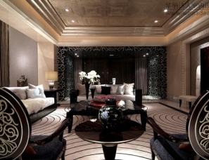 邱德光设计经典作品---北京星河湾三期样板房2008