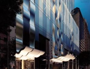 雅布Yabu Pushelberg设计--One 57 纽约柏悦酒店