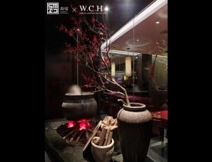 台湾王俊宏设计--历史氛围三国盛宴