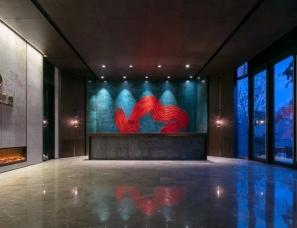 深圳派尚设计--宜昌国际广场销售中心