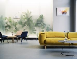 图灵空间设计--椿予T-Lounge