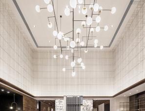 深圳零次方空间设计--佛山万科·尚都荟销售中心
