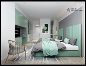 【杭州尚舍一屋】酒店式公寓Ⅲ设计新作 380㎡