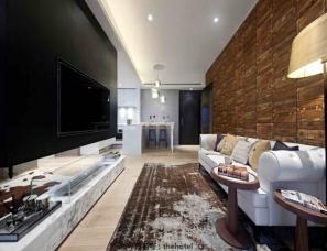 梁志天yoo Residence-2个户型和1个售楼处