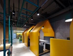 FIVE SENSE设计--北京KEEP总部办公空间