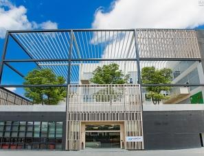 上海飞睿建筑设计--鲲驰办公楼室内设计