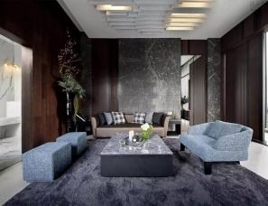 YHS DESIGN杨焕生设计--优雅韵味的酒店空间