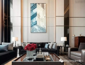 梁志天最新豪宅设计:杭州万丽·璞丽!