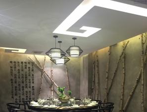 『安徽思联设计』-春意璞石餐厅