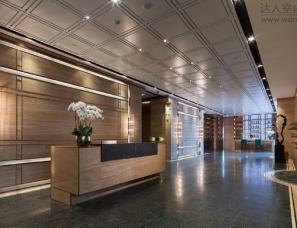 集艾设计--卢湾917办公室