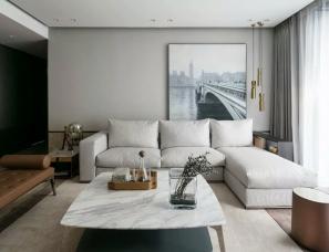 DIA 丹健国际设计--杭州融创宜和园190户型样板房