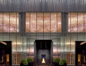 Gilles &Boissier设计--纽约巴卡拉酒店