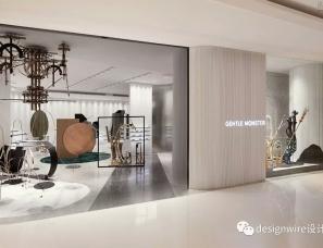 世界最艺术的墨镜旗舰店设计