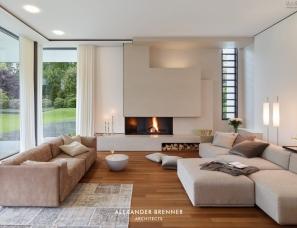 alexander brenner architects--bredeney house