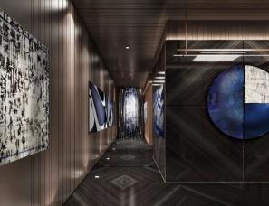 广州GBD设计--北京翠湖国际商务样板间