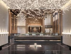 深圳大森设计--绿地·郑州溱水小镇项目售楼处