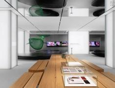 DOMANI 东仓建设设计--OPPO全球首家超级旗舰店