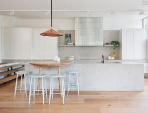 hecker guthrie设计--South Yarra Residence