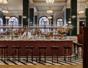 The Ned London 英国伦敦精品酒店