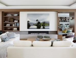 首发   Hare klein设计--Bellevue house