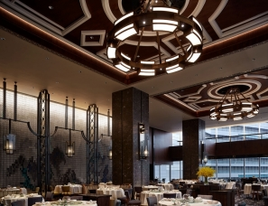 AB Concept--香港满福楼 2014 The Dynasty Restaurant, Hong Kong