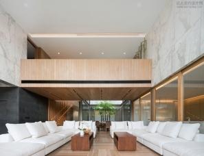 Openbox Architects设计--Marble House