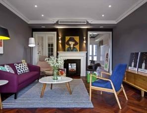 葛晓彪设计--宁海紫金花园公寓