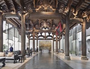 创时空设计   建发·央玺,一座400年古宅的风雅再现
