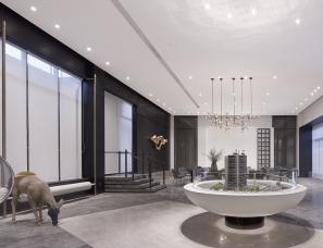 MYP设计事务所   积木-惠州中洲理想仓销售中心