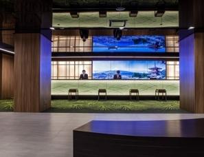 思联建筑设计--新宿王子大饭店