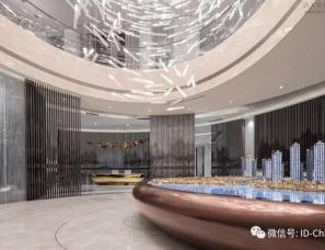 明合文吉建筑设计+布鲁盟设计--武汉华侨城原岸美学生活馆