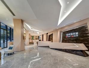 品川设计--融汇温泉城营销中心