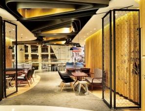 香港圆方商场Chips Republic 咖啡厅 - ACD 蔡明治设计