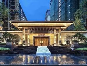深圳创域设计--汕头龙光御海天禧文化展厅