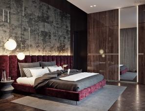 TOL'KO interiors设计--圣彼得堡私人公寓
