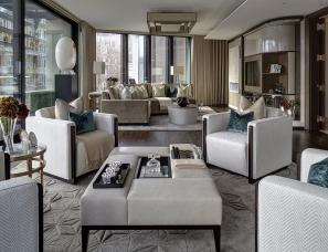Elicyon设计--One Hyde Park Cityside Apartment