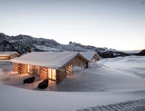noa*--意大利高海拔雪山酒店