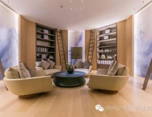 Yabu Pushelberg设计--北京国贸梵·悦108公共空间