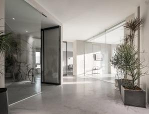 杭州时上设计--莫语生活办公室