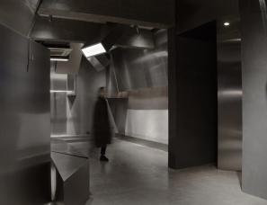 ASD Interior Design--杭州易写男装店