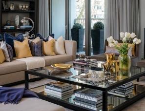 Elicyon设计-- Belgravia Apartment