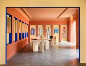 Pierre Yovanovitch--Villa Noailles礼品店