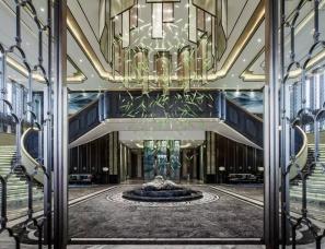 重庆亦景太阁室内设计--海棠壹品会所·售楼部