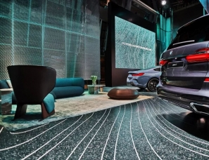 Patricia Urquiola设计--慕尼黑BMW Welt