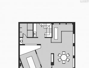 集设集空间规划设计--森鹰门窗展厅